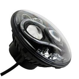 "7"" LTPRTZ® LED-Hauptscheinwerfer HL7 2.0 ECE für LR Defender 90/110/130 etc."