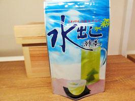 水出し緑茶ティーバッグ・そうふう使用