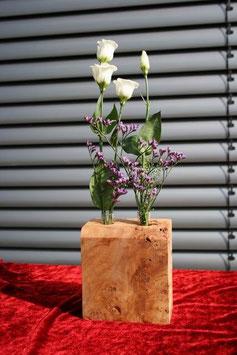Vase aus Maserpappel