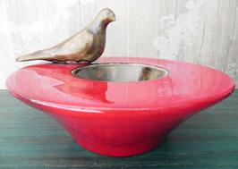 Plato Pájaro Grande