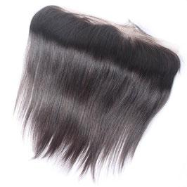 PREMIUM VIRGIN HAAR LACE FRONTAL -SPITZEN ANSATZ  Haarteil für den Stirnbereich -GLATT (Silky straight)