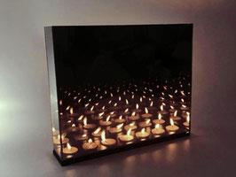 7-lichts waxinehouder