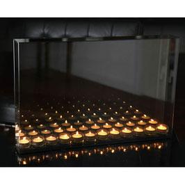 12 lichts waxinehouder hoog