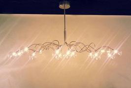 Hanglamp Strego Rvs