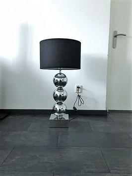 Malta tafellamp chrome