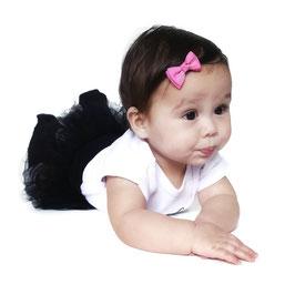 Baby haarspeldjes op duckklem