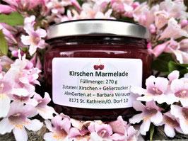 270g Kirschen Marmelade