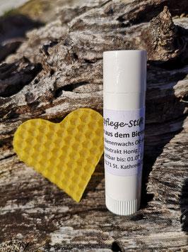 Bienenwachs Lippenpflege