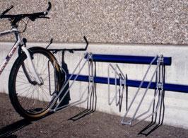 Fahrradhalter Modell D 1213 für Wandmontage