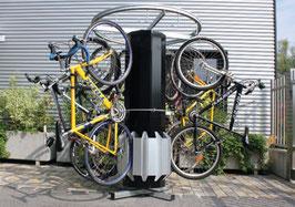 Velokreisel Girello für 12 Fahrräder