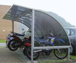 Fahrradüberdachung Modell Standard S