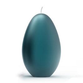 """Ostereikerze in der Farbe """"Jade"""" - von Engels Kerzen"""