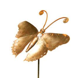 """Eisenzeit """"Gartenstecker Schmetterling 2"""""""