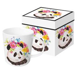 """Trend Mug und Geschenkebox """"Flora Panda"""""""