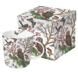 """Trend Mug und Geschenkebox """"Nature"""""""