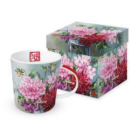 """Trend Mug und Geschenkebox """"Pink Fusion"""""""