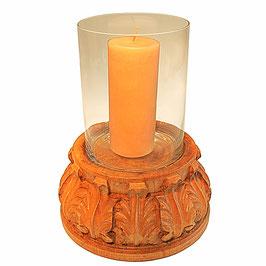 Kerzenständer CHAN 4 mit Glaszylinder