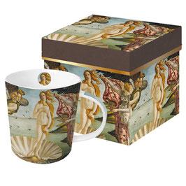 """Trend Mug und Geschenkebox """"Birth of Venus"""""""