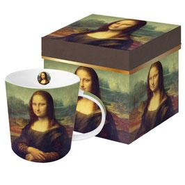 """Trend Mug und Geschenkebox """"Mona Lisa"""""""