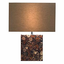 Tischleuchte Mosaik Tek Wax Medium