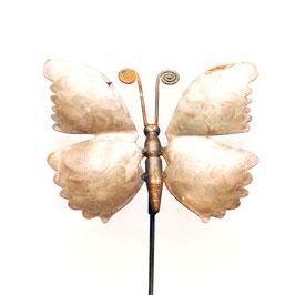 """Eisenzeit """"Gartenstecker Schmetterling 1"""""""