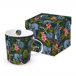 """Trend Mug und Geschenkebox """"Midnight Madagaskar"""""""