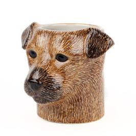 Quail Ceramics - der Keramikbecher Border Terrier
