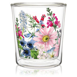 Floriculture - Double wall Trend Glas von PPD