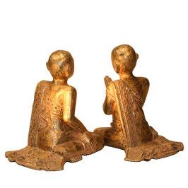 Mönchspaar - Original aus Thailand