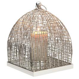 Gabietta Laterne klein - Kerzenständer von Fink Living