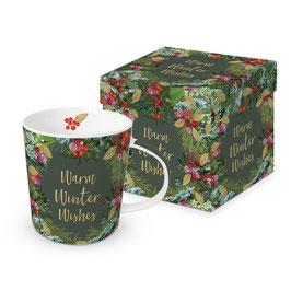 """Trend Mug und Geschenkebox """"Winter Wishes"""""""