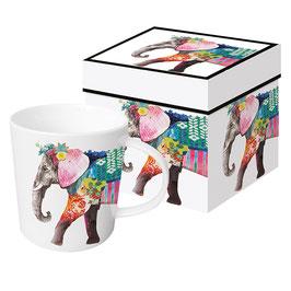 """Trend Mug und Geschenkebox """"Regalia Elephant"""""""
