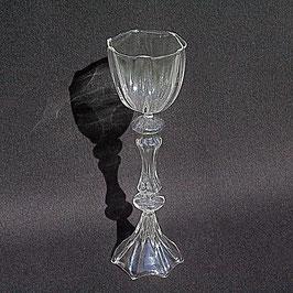 Goblet aus Glas 2