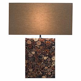 Tischleuchte Mosaik Tek Wax Groß