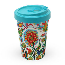 Quito - Travel Mug Bamboo
