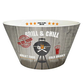"""Bowl / Schale """"Grill & Chill"""""""