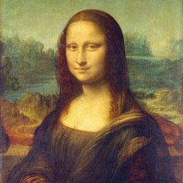 "Serviettenset ""Mona Lisa"", große Papierservietten"