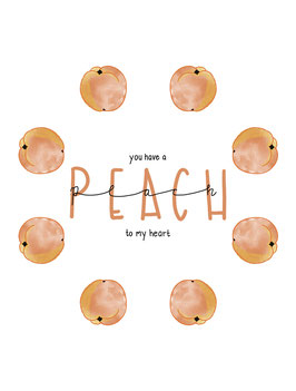 FruitLove Peach