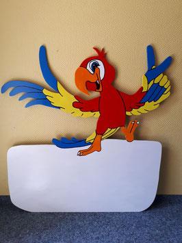 Nr.50 Papagei Kiki
