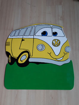 Nr.5 VW Bus Bulli Gelb