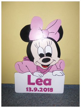 Nr.5 Baby Minnie Maus Rosa