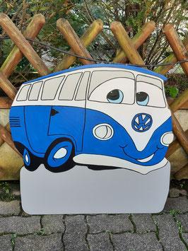 Nr.47 VW Bus Bulli royalblau