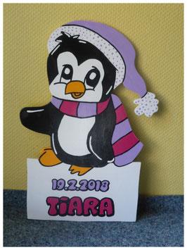 Nr.40 Kleiner Pinguin Girl
