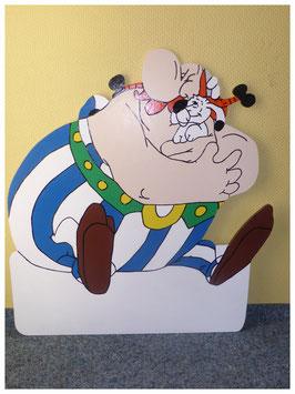 Nr.50 Obelix mit Idefix