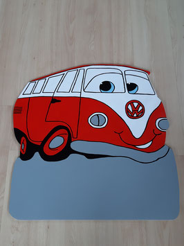 Nr.5 VW Bulli Rot (An Lager)