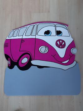 Nr.45 VW Bulli Pink
