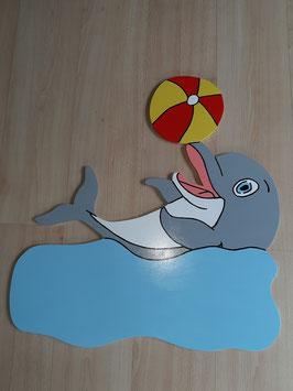 Nr.35 Delfin Flipper (An Lager)