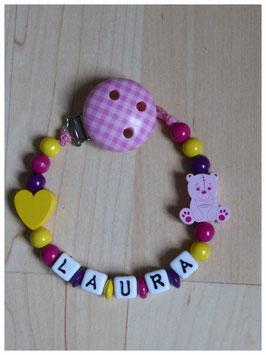 """Nuggikette Variante """"Laura"""""""