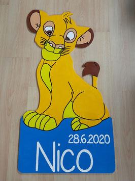 Nr.15 Löwe Simba (gross)
