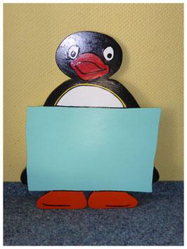 Nr.22 Pingu mint (klein)